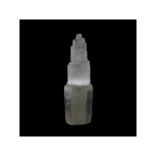 Monolito de Selenita Grande, Minerales y Cristales Para Curación, Belleza Energética, Meditacion, Medicina Alternativa, Amuletos Espirituales