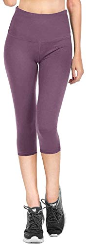 KTYXGKL Longitud Completa y Capri Leggings Yoga Cintura |Sólido Cepillado Ropa Interior térmica (Color : 30, Size : Medium)
