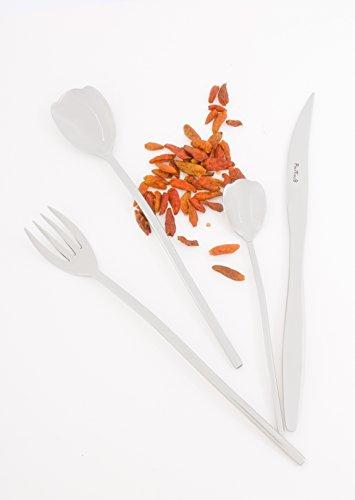 Pinti Spanien a04407091–CUBERTERIA Tisch Tulipan Inox Pintinox a0440709124PZ