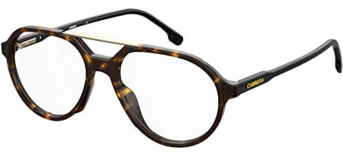 Carrera Unisex 228 Sonnenbrille, Dark Havana, 53
