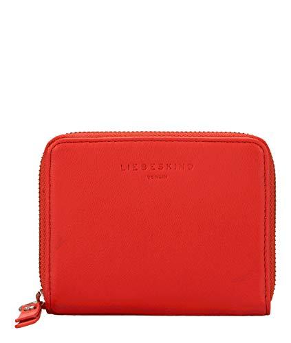 Liebeskind Berlin Damen Conny Geldbörse, poppy red-2600, 2x10x13 cm