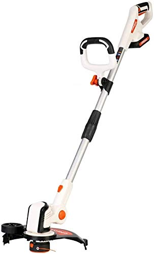 Fantastic Deal! REWD Portable Cordless Grass Trimmer, Powerful Lightweight Bionic Trimmer 20V,Cuttin...