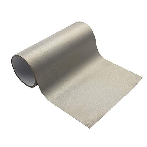 ZHANGY Strahlung Stoff Anti-Abschirmung elektromagnetischer Wellen Vorhangstoff für Computer-Kasten für Curtain Umstandsmode,3m