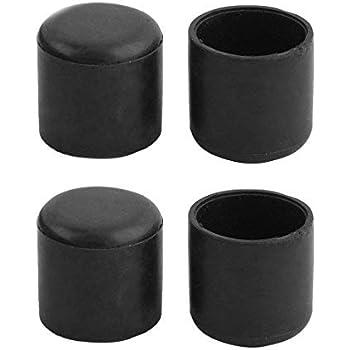 Flyshop 8Pcs Large Chair Leg Caps Feet Pads PVC Floor Protectors Round Furniture Table Covers 2 Inches PVC-XJYT-50mm//8pcs