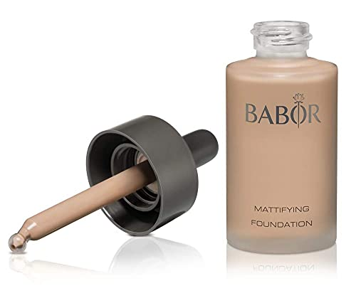 BABOR AGE ID Mattifying Foundation, 02 natural, 1er Pack (1 x 30 ml)