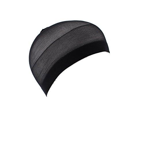 ZAC de Alter Ego® Bonnet pour homme flexible 12 pièces Noir