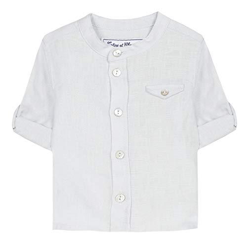 Tartine et Chocolat T-Shirt pour bébé et Enfant Printemps Été 2020 - Blanc - 2 Ans