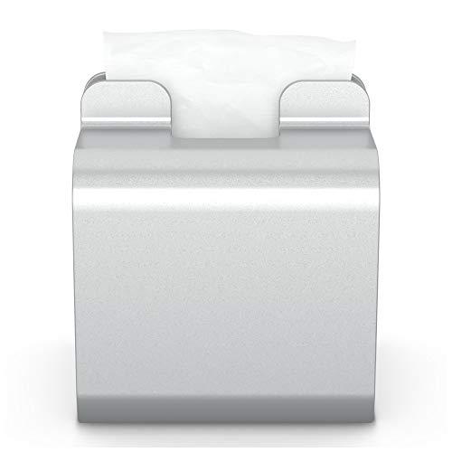 Tork Xpressnap Snack 274003 Dispensador de servilletas / Ideal para restaurantes de servicio limitado / Sistema N10 / Color aluminio