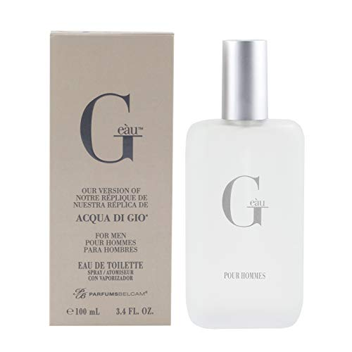 G eau, notre version de Acqua di Gio, EDT Spray, 100 mL