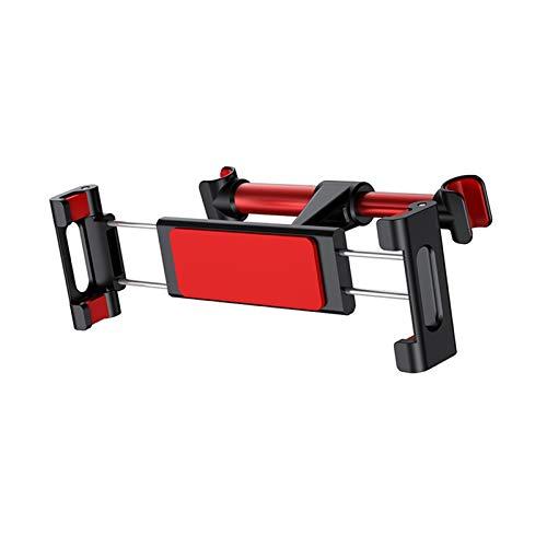 jinxiuqiancheng Reposacabezas de aluminio para el asiento trasero del coche, soporte para tablet de 5 a 13 pulgadas, para iPad Air Pro 12.9 iPhone X 8plus (color 07)