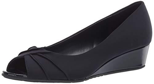 Bandolino Footwear Women's Caddia Pump, Navy, 10.5