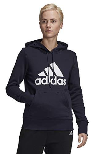 adidas Damen W BOS OH HD Sweatshirt, Legend Ink, M