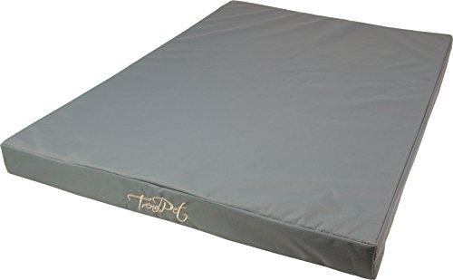 TrendPet VitaMedog Wasserabweisende orthopädische Matratze für Hunde (60x45cm)