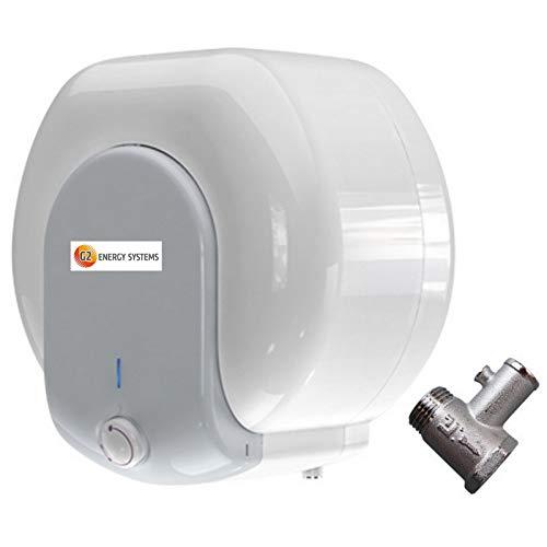 Warmwasserspeicher, Übertisch, Untertisch, Boiler, Kleinspeicher, elektrisch druckfester - 5 6 10 15 L Liter