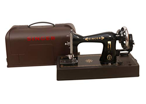 Singer Passion Straight Stitch Hand Sewing Machine with Cover & Base Unit Pack (Black) by AA Retails