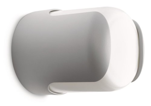 PHILIPS Ecomoods energiebesparende wandlamp Barrel met 20 W, inclusief lampen, 1 lamp 169298716