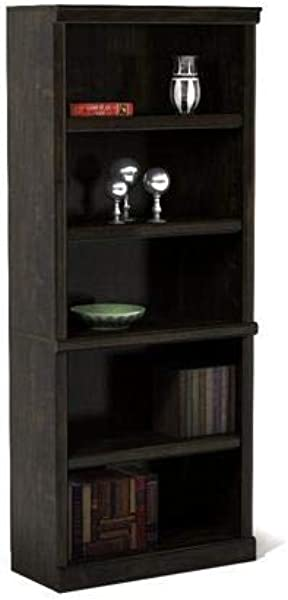 Better Homes And Gardens Ashwood Road 5 Shelf Bookcase Black Furniture Polish