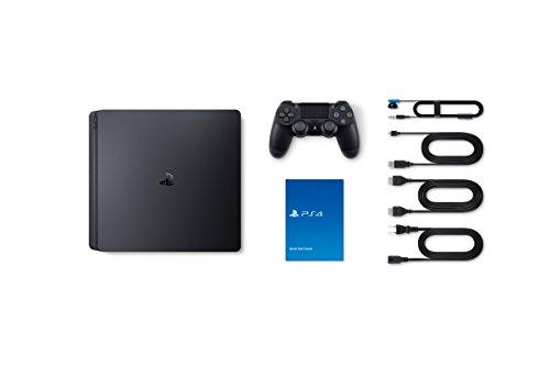 Console Système de Jeux PlayStation 4 Plus Mince PS4 - 7