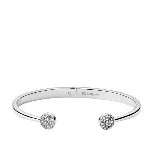 Fossil Damen-Manschetten Armbänder Edelstahl JOF00418040