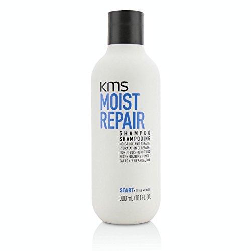 KMS Moist Repair Shampoo 300ml - Umstrukturierungs Und Feutigkeitsspendendes Shampoo