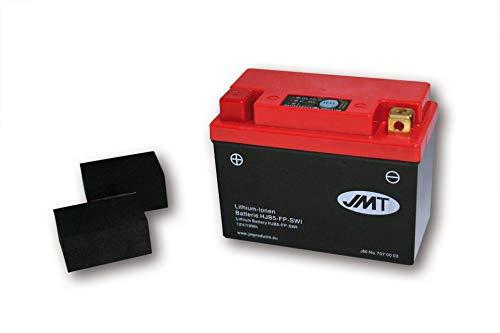 HAIJIU HJB5-FP - Batería de Iones de Litio con indicador