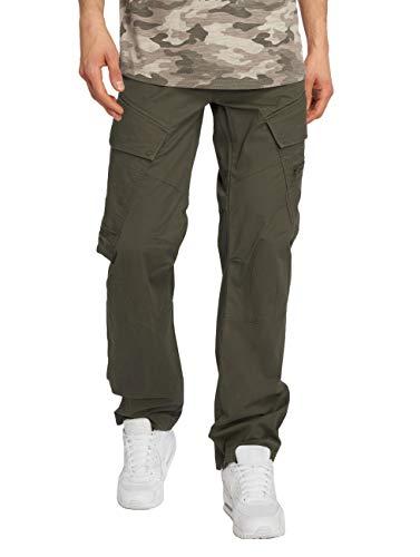 Brandit Adven Slim Fit Trousers - Oliv L