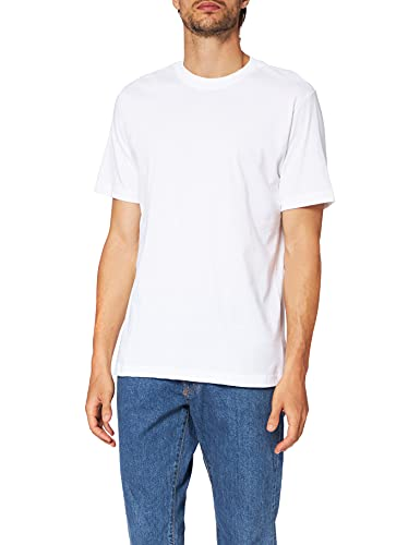 Schiesser Herren T-shirt Unterhemd, Weiß, XL EU , Lot de 2