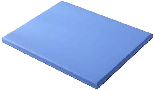 Babycommode Commode Care Station (Wood & PU Made), Changing Pad Cover for pasgeboren Babyverzorging tafel (Color : Blue)