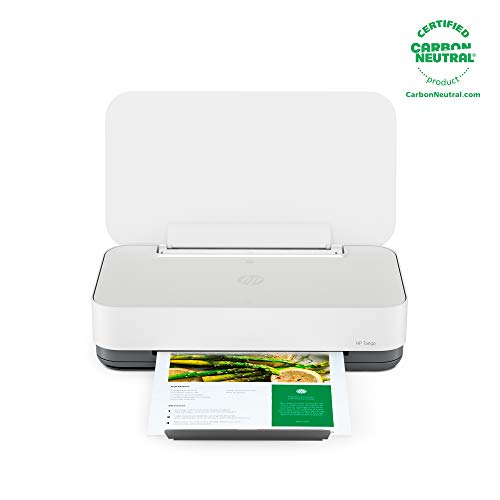Best Price! HP Tango Terra Smart Wireless Printer – A Sustainable Home Printing System, Instant In...