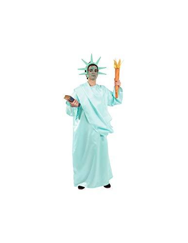 DISBACANAL Disfraz de Estatua de la Libertad - -, XL