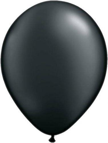promociones de descuento 5 Inch Latex Balloons Pearl Onyx negro (Pk (Pk (Pk 100) by Qualatex  venta con descuento