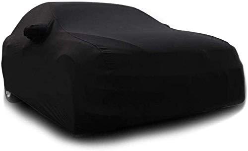 DHFDHD Fundas para coche Cubierta del coche compatible con Rolls-Royce amanecer estiramiento de tela cubierta del coche de exposición cubierta sala del sótano cubierta del coche de protección solar es