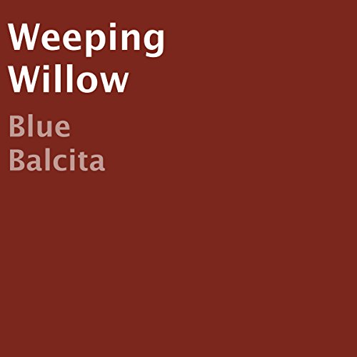 Weeping Willow audiobook cover art