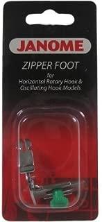 Best janome narrow zipper foot Reviews