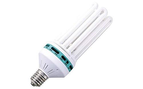 Eco Star ESL 200 Watt Energiesparlampe E40 – Pflanzenlampe Wachstumsphase Leuchtmittel Pflanzenlampe Grow Anbau Indoor ESL Lampe Wuchs