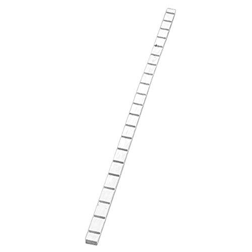 アイリスオーヤマ ラック支柱 カラー化粧板(厚さ18mm)用 ホワイト DTR-2100