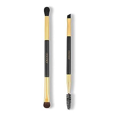 2pcs Duo Eyebrow Brush