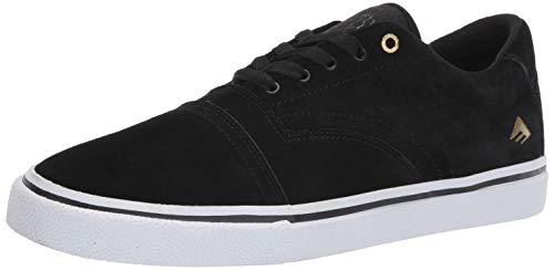 Emerica Provider - Zapatillas para Hombre, Color Negro, Talla M, Color Negro, Talla 39.5 EU