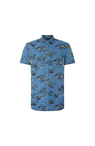 O'NEILL LM Tropical T-Shirt à Manches Courtes Homme, Multicolore, M