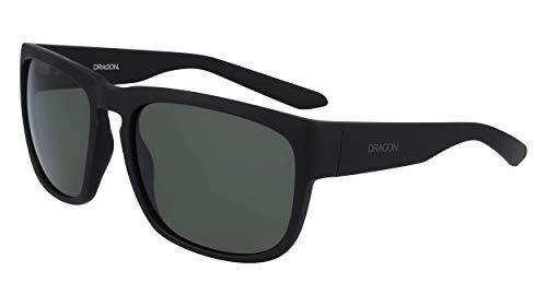 Dragon Dr Rune XL Gafas de sol, Matte Black, 60/18/135 para Hombre
