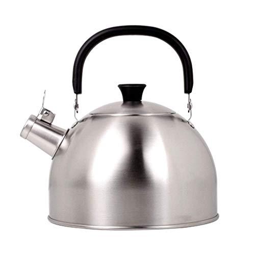 LiTing Kettle Cocina de inducción Caldera de Acero Inoxidable de Grado alimenticio 304 Mesa de té Tetera Mar del hogar Tetera doméstica Caldera de té