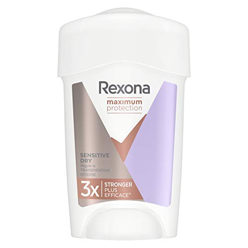 Rexona Maximum Protection Crema Antitranspirante Stress Control 45ml