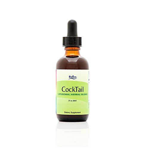 BioPure Liposomal Herbal Blend - Cocktail - 2 oz (60 ml)