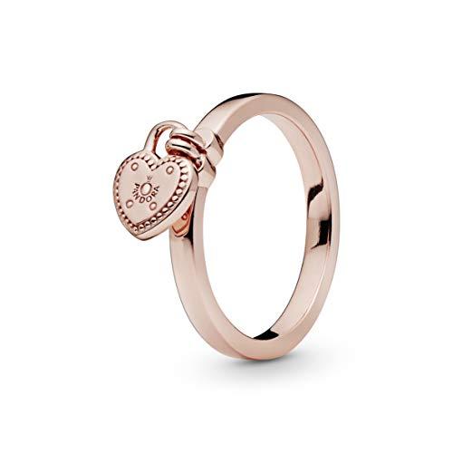 PANDORA Damen-Ringe 925 Sterlingsilber mit '- Ringgröße 56 186571-56