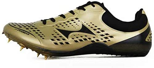 HEALTH Sprint Spikes Gold Black