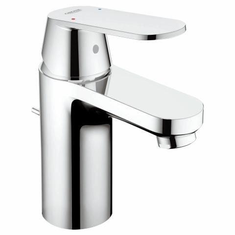 Grohe Eurosmart Cosmopolitan 32825 000 - Grifo mezclador para lavabo (1,27 cm, cromado)