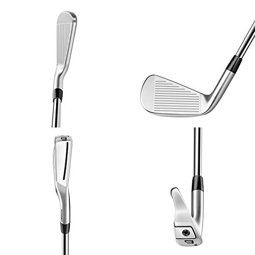 TaylorMade Golf 2019 P790 Forged Irons 8-AW KBS C-Taper Lite Stiff MRH