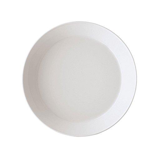 Arzberg Tric Weiss Suppenteller 21cm/FA, Porzellan, White, 22.1 x 22.3 x 10.3 cm