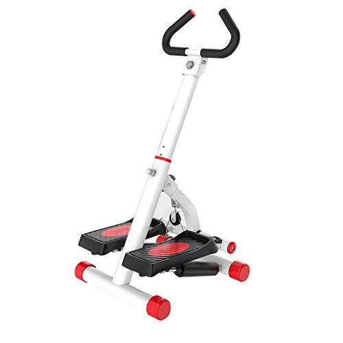 Elliptical Trainers Stepper Fitness Equipment Home Mute Free Installation Weight Loss Machine in situ Stovepipe Climbing Stepper Free Installation Foldable Can Bear 120kg