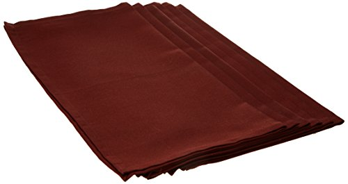 Nydel 341858 Eclipse Serviette Chocolat 45 x 45 x 0,2 cm